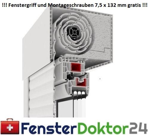 Kunststoff fenster mit rolladen breite 1000 mm 1 fl gel - Kunststofffenster mit rolladen ...